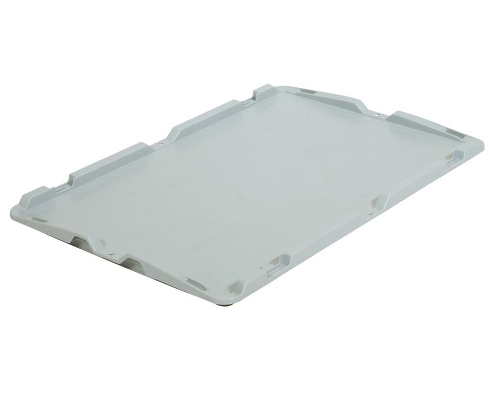 Deckel für Euronormbehälter 600×400 mm