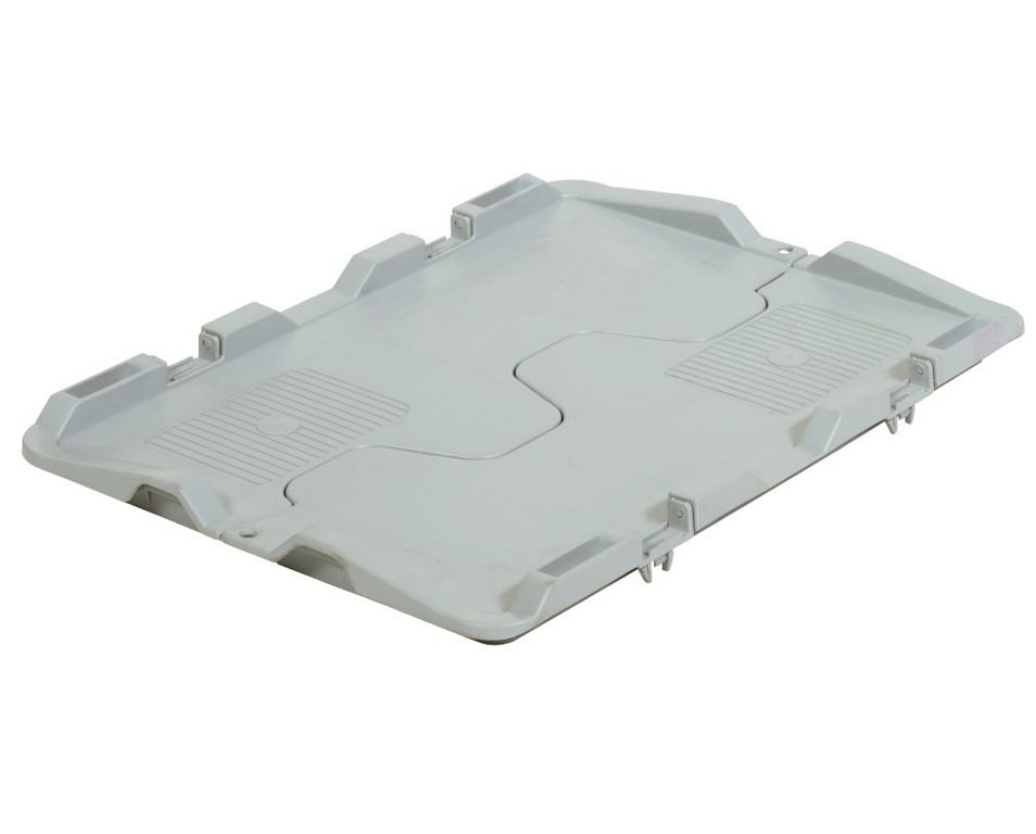 Krokodil-Deckel für Euronormbehälter 400×300 mm