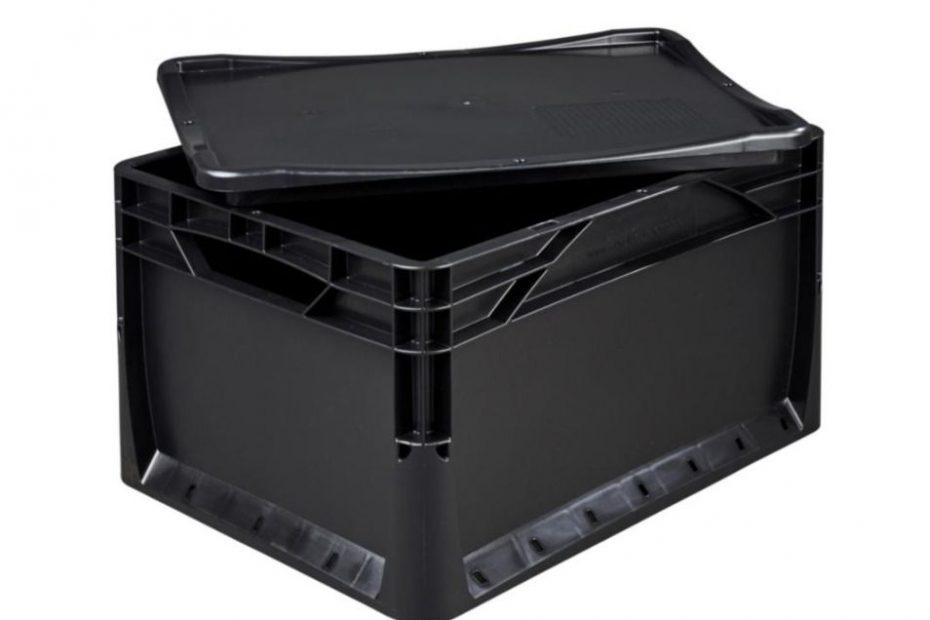 Recycelbarer Deckel für Eurobox 400 x 300 mm