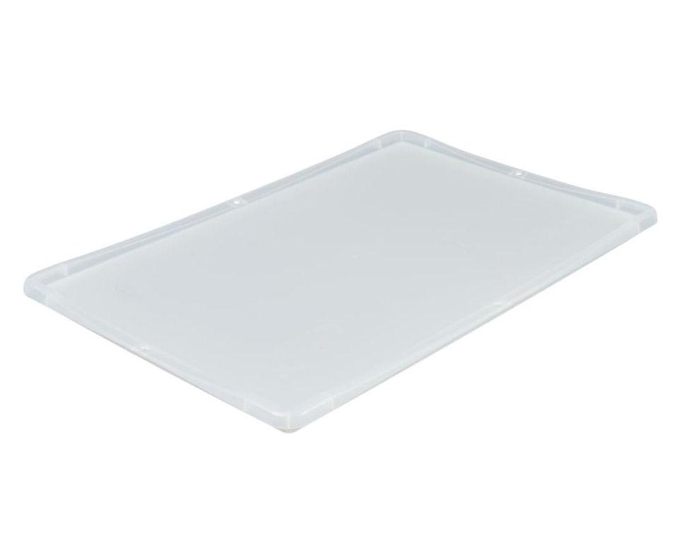 Transparenter Deckel für Eurobox 400 x 300 mm